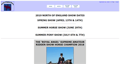 Preview of northofenglandshows.co.uk